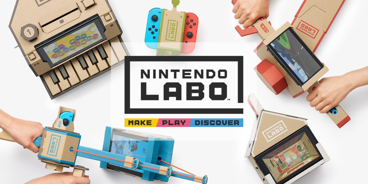 My Experience with the Nintendo Labo Variety Kit